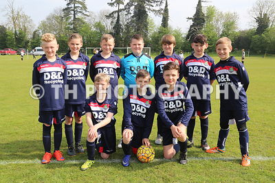 GYL U10 Cup Final. Ruardean Hill v Lydney Town Juniors. 7 April 2016 photos