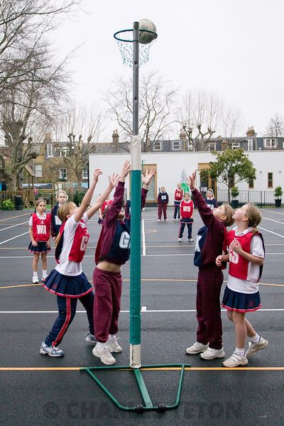 School Netball photos