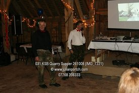 2007-10-26 KSB Quarry Supper