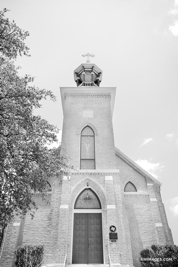 GETHSEMANE LUTHERAN CHURCH AUSTIN TEXAS