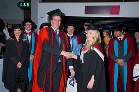 Graduation Ceremony 2014, Prizes for Biological and Forensic Sciences