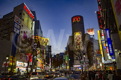 Shibuya Art Photographs