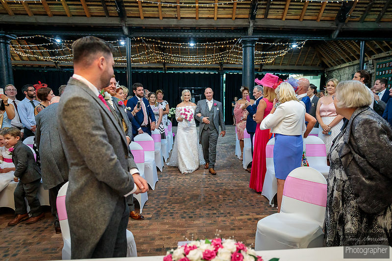 Coalbrookdale & Blists Hill Museum Wedding Photos - Emma & Marc - July 2018 photos