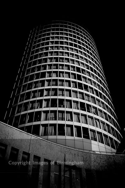 The Rotunda, Birmingham