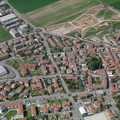 Lallio aerial photos