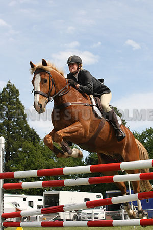 Ashburton Area 1* Jumping Show photos