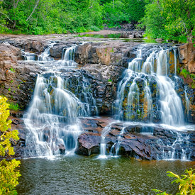 Gooseberry Falls State Park photos