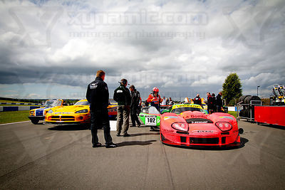 2011 Dutch Supercar Challenge - Donington photos