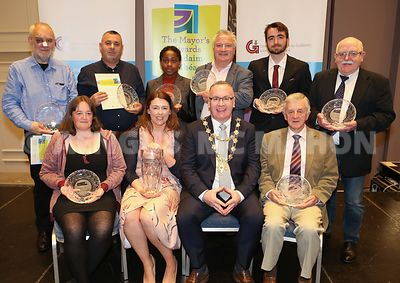 Mayors Awards 2018 photos