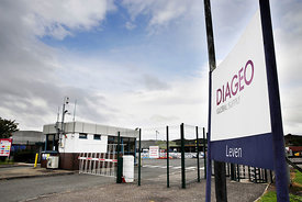 Diageo, Leven, Scotland..3.9.15.The Diageo bottling plant in Leven, Fife..Photographed for Findlay Media - Factory of the Year...Picture Copyright:.Iain McLean,.79 Earlspark Avenue,.Glasgow.G43 2HE.07901 604 365.photomclean@googlemail.com.www.iainmclean.com.All Rights Reserved.No Syndication