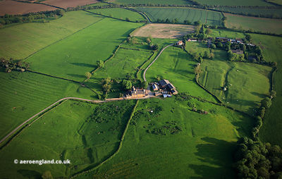 Cold Newton Deserted Medieval Village ( DMV ) Leicestershire