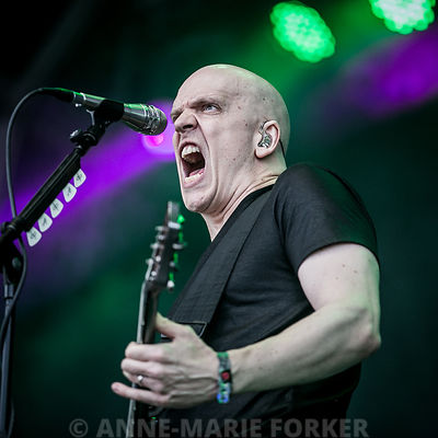 Devin Townsend photos