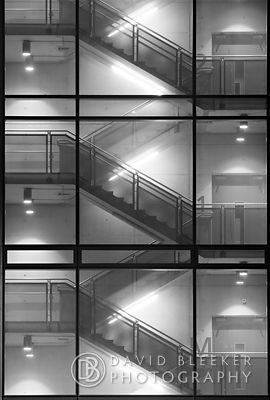 Staircase Brent Civic Centre
