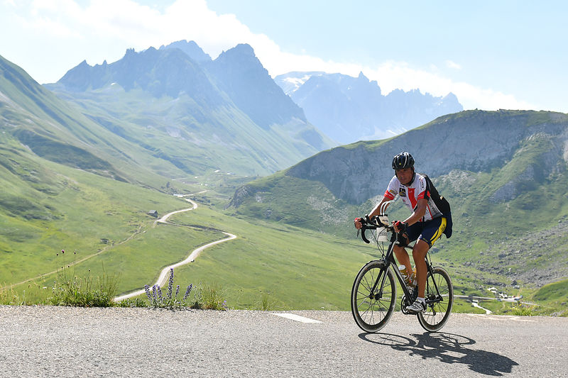 Cyclisme - Col du Galibier - Maurienne photos