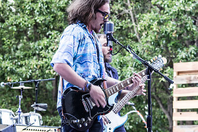 Alex Vincent, Alex Vincent Band, Concerts in the Park, Sacramento