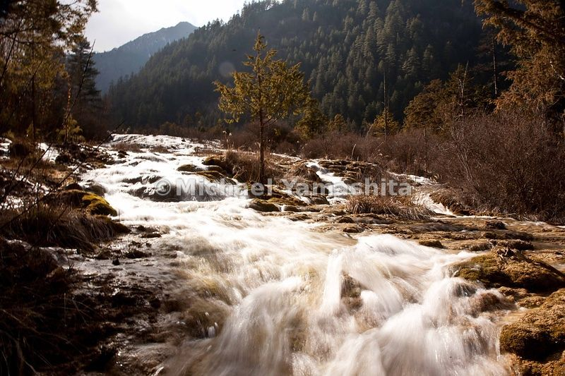 Jiuzhaigou's biggest attraction