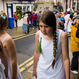Flora Dance, Helston photographs