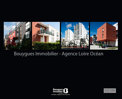 Bouygues Immobilier  - photos et maquette