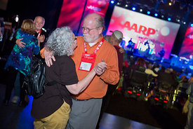 AARP at the BCEC