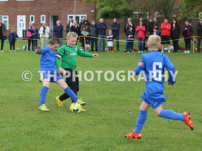 U8 Plate Final. Bishops Cleeve Colts v Hardwicke Blues photos