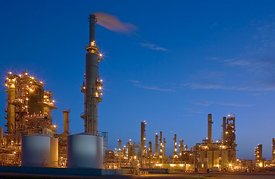 Three Rivers Refinery