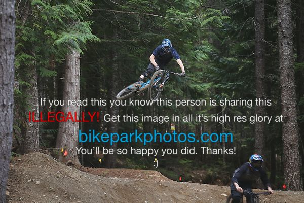 Friday May 18th 2018 Aline Tombstone bike park photos