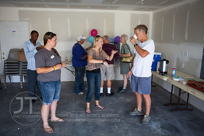 Iowa Valley Habitat for Humanity, Thrivent Build Completion