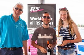 Prizegiving at RS Summer Championships 2018, 20180624029