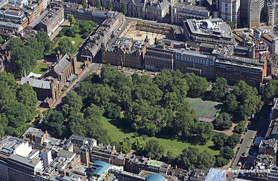Lincoln's Inn Fields London
