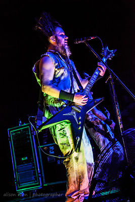 Wayne Static live Sacramento May 2014