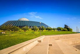 Chicago Adler Planetarium Picture