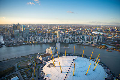 O2 / Greenwich Peninsula images