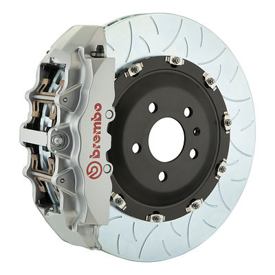 Brembo Performance G-Caliper (8-Piston) GT, GT-R, CCM-R, monobloc, 2-ps