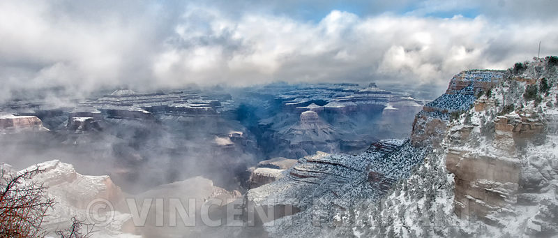 Grand Canyon in Winter photos