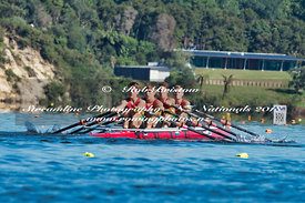 Taken during the National Championships 2018, Lake Karapiro, Cambridge, New Zealand; ©  Rob Bristow; Frame 1006 - Taken on: Friday - 16/02/2018-  at 09:01.14