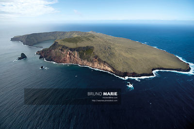 Saint-Paul subantarctic island