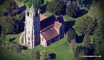 Church of St Michael and All Angels, Bodenham