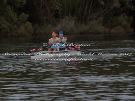 Taken during the World Masters Games - Rowing, Lake Karapiro, Cambridge, New Zealand; ©  Rob Bristow; Frame 3642 - Taken on: Monday - 24/04/2017-  at 09:12.08