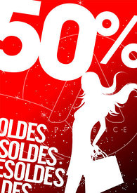 Promotions SOLDES 50%