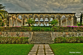 Cloisters - HDR