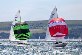 Flying Fifteens GBR4025 and GBR3914, 20170603123