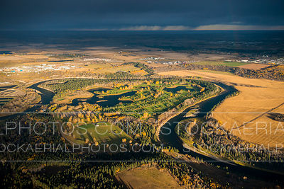River Bend Golf Course, Alberta