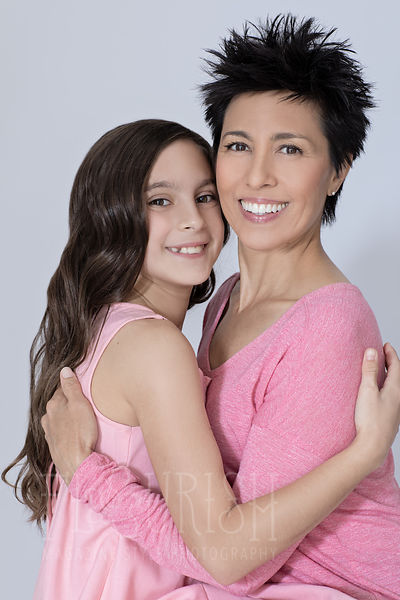 Portraits - Children | Anna Malosky | Mother & Daughter | Portrait Photographer | St. Pete picture