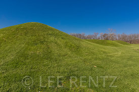 Mounds in Hopewell Culture National Historical Park