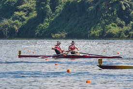 Taken during the Cambridge Town Cup and NI Championships 2018, Lake Karapiro, Cambridge, New Zealand; ©  Rob Bristow; Frame  - Taken on: Friday - 26/01/2018-  at 09:56.55