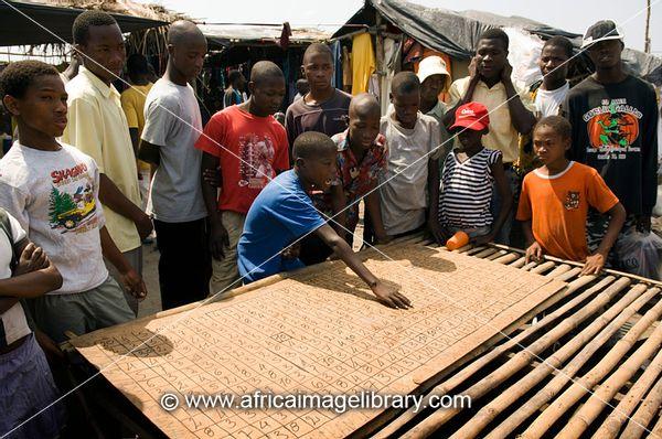 the african urbanization