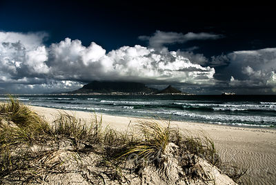 Stormy Cape of Good Hope