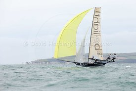Be Light, HUN 18, 18ft Skiff, Euro Grand Prix Sandbanks 2016, 20160904429
