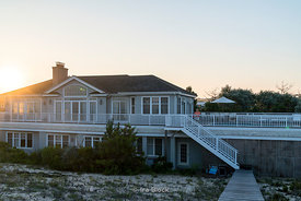 A house on the beach Amagansett, New York