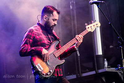 Zach Cooper, bass, Coheed and Cambria